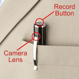 Wholesale 1080p HD Mini camera pen with fps DVR Audio Video Recorder Camcorder Mini DV MOQ for shipping free