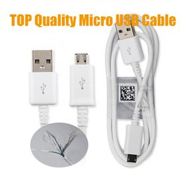 Micro USB Cable 1M 3FT Top Quality Charger Cable BEST Quality USB Data Sync Charger Cable for Samsung Galaxy S7 S4 S3