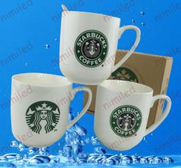 Wholesale Starbucks Ceramic Cup Creative Practical Small Gift Mug Of Coffee Cups LLFA88