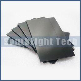 50pcs Original Polarized Film For iPhone 4 4s 5 5s 5c 6 6s 7 8 Plus 4.7 5.5 LCD Polarizer Film