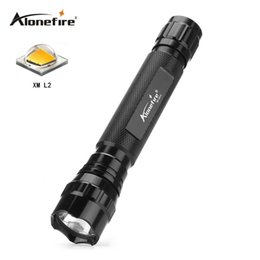 501C LED Tactical Flashlight Lantern Hunting Light 2200Lumen Super Bright Torch XM L2 Linternas Camping Hiking