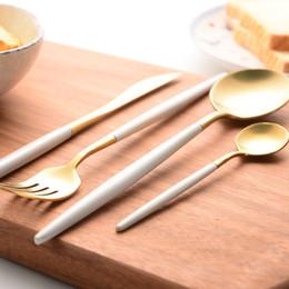 Wholesale Stainless Steel Cutlery CUTIPOL Flatware Set Tableware Dinnerware Dinner Knife Spoon Fork Pack of