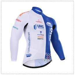 UHC Autumn or winter fleece 2015 Cycling Jerseys Bike Bicycle Long Sleeves Mountaion MTB cycling Jersey Clothing