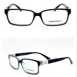Wholesale AE9594 eye glasses men Eyeglasses frame for women brand designer eyewear optical frame clear glasses myopia eyeglass frames