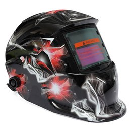 Wholesale Cool Pro Solar Welders Mask Auto Darkening Welding Helmet Arc Tig mig Grinding MAC_10Q