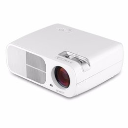 Wholesale Uhappy U20 PRO Android WIFI Projectors Lumens Projector With HDMI USB ATV AV VGA Interfaces Bluetooth D Effect DHL Free
