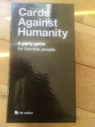 Wholesale Cards Against For Humanity UK Edition Main Game Cards Limited Stock In UK