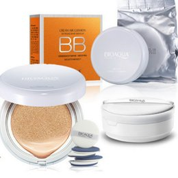 Wholesale Air Cushion BB Cream SPF50 Sunscreen Concealer moisturizing foundation makeup bare strong whitening Face Beauty Makeup