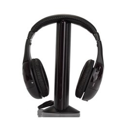 Wholesale 5 IN Wireless headphone with FM function monitoring function wired function chat online