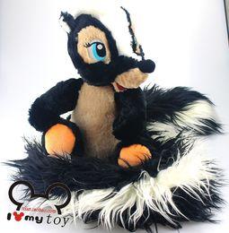 Wholesale cm bambi deer mephitine shunk plush stuffed toys for children action figure plush animal dolls kids toy kawai366