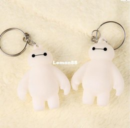 Wholesale Homegrown white Keychain cartoon Keychain Car Keychain white pendant can be printed LOGO