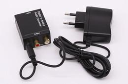 Arrivée réel adaptateur S-vidéo Sata Usb sans port numérique optique Coaxial Pour Analog Rca L / r pour Audio Converter + câble Od 5.0 à partir de vidéo numérique rca fournisseurs