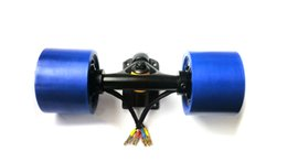 Wholesale Dual hub motor kit for electric skateboard
