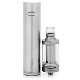 Wholesale WISMEC Battery Vicino Starter Kit with ml Capacity ohm acceptance black and silver color available stock offer