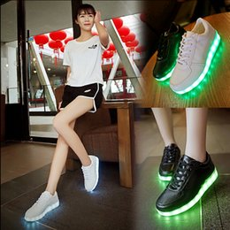 7 Colors luminous shoes unisex led glow shoe men & women fashion USB rechargeable light led shoes for adults led shoes