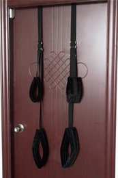Hot Selling Adult games Thickening Fetish Slave Bondage Rope door swung sling Game Play Sex swing