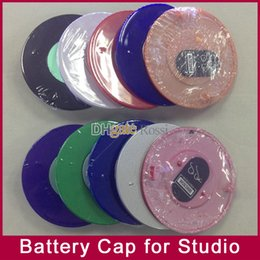 Replacement Battery Cover Cap Case for Studio headphones repair accessories part blue green orange red pink black white silver purple
