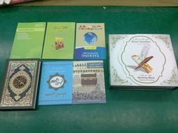 Wholesale Al Quran Pen Reader with beautiful Coran book8gb reciter Qari languages all free fast shipping by DHL