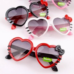 Wholesale Cute Kids Child Polarize PC UV400 Resin Lenses Sports Sun Glasses Baby For Girls Boys Outdoor Designer Sunglasses Color Free Ship S1045