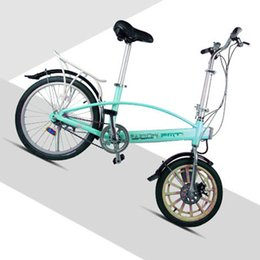 Wholesale 2016 Hot Folding Electric Bicycle Standard Type High speed Brushless Motors Lithium Battery One Seat Electric Bikes UK XF