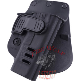 Wholesale Hunting Right Hand Belt Loop Paddle CH Rapid Release System Belt Holster Fits Tactical Gun Glock
