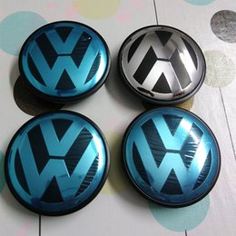Wholesale VW Wheel Center Cap mm Emblem Golf Jetta Mk5 Passat VW Volkswagen Wheel Hub Cap for Sale B7601171