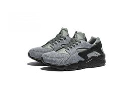 Wholesale Drop Shipping Famous Huarache Run Mens Womens Athletic Air Sneakers Sports Running Shoes Size