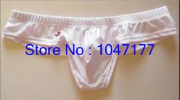 Wholesale top quality mens large pouch underwear joe snyder Bulge Mini Cheek Shorts four colors to chose