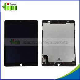 Wholesale 1pcs Best Quality original LCD Display For iPad air Touch Screen Digitizer Great Replacement for iPad Tim03