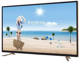 Wholesale Brand New Inches Ultra thin Energy saving Full HD LED Television Support Android System