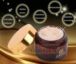 Wholesale DD nude makeup cream artifact Korea genuine BB cream Foundation concealer isolation whitening and moisturizing oil