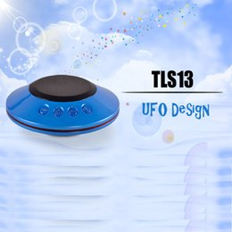 Wholesale Best Quality present Support TF SD Card multimedia UFO shape speaker originales bluetooth bar mini tech