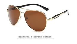 Promotion 7 color Polarized Sunglasses Classic Super Light Men Women Leisure fishing Reflective Coating Lens Eyewear Outdoor Sun Glasses