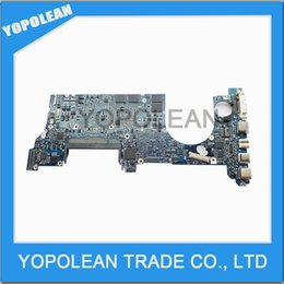 Wholesale For Macbook A1226 Motherboard Laptop Logic Board CPU T7500 GHZ A Year Original Tested Perfect Working