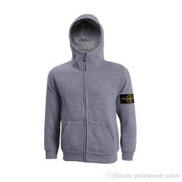 Wholesale 2015 spring new arrival mens island cardigan hoodies sweatshirt casual cotton sportswear mens stone jacket hoody plus S XL