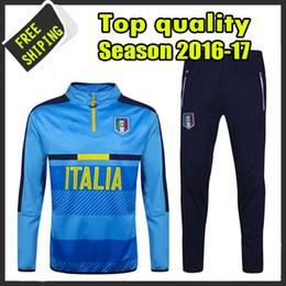 Wholesale New arrived ITALY training suits Italy running suits man tracksuits colors Sportswear Italy jackets and pants