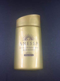 Wholesale 2016 Anessa Perfect UV Sunscreen Aqua Booster SPF PA ML best quality by DHL