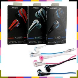 Wholesale SMS cent sports in ear headset headphones earphone Neckband In Ear Music Player For Iphone Samsung LG HTC
