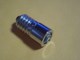 Real circuit CREE E10 screw base 1w 4.5V 6V 9V LED flashlight torch bulb