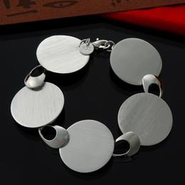 Factory direct wholesale 925 Sterling Silver Lassa scale Fashion Bracelet Sterling Silver Bracelet