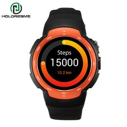 Wholesale Zeblaze Blitz G Smartwatch Phone Android inch Screen MTK6580 Quad Core Pedometer Heart Rate Monitor Waterproof Smart Watch for Phone