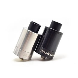 Wholesale Clone Digiflavor Pharaoh Dripper Tank by RiP Trippers Project Spring loaded Two post Design with Clamp style Mechanism Slip plate Atomizer
