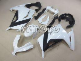 Wholesale Motorcycle Fairings Bodywork Bike Fairings ABS Plastics Aftermarket Motorcycle Fairings For Kawasaki Ninja EX Unpainted