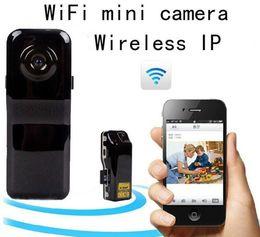 Acheter en ligne Caméscopes mini--2016 Vente chaude Mini DV sans fil Wifi Spy Security Camera Nanny Caméscope Enregistreur vidéo HD DVR
