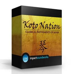 Impact Soundworks Koto Nation KONTAKT  software source
