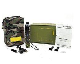 Wholesale 4 Snoop Dogg DGK g pro heral VAPORIZER ecig kit with Camouflage PORTABLE DRY HERB VAPE dry herb vaporizer mAh vape body