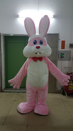 2016 NEW Adult rabbit mascot costume bunny costume for sale