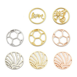20pcs lot Hot Sale 22mm Alloy Floating Window Charms Plates For 30mm Glass Living Memory Locket