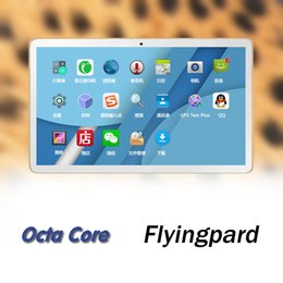 Wholesale Inch GB Android Flyingpard quad Core Point Touch Micro USB mah Tablet PC