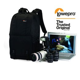 Wholesale Genuine Lowepro Fastpack DSLR Camera Photo quot Laptop Bag Backpack Rucksack waterproof with All Weather Cover